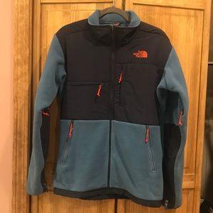 Men's NWOT North Face Denali Jacket Blue Size S